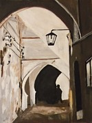 Moroccan Originals - Kasbah Larache Morocco by Harry Pity