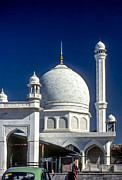 Vale Photos - Kashmir Mosque by Steve Harrington