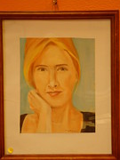 Model Pastels Originals - Kate Winslet by Jean Stockman Duteau