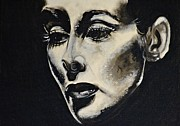 Katherine Hepburn Paintings - Katherine by Sandro Ramani