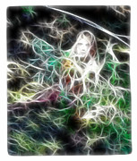 Fashion Abstraction Art - Katie-Vision In The water-Fractal by Gary Gingrich Galleries