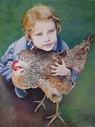 Sarah Buell  Dowling - Katrina and Hen