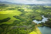 Featured Prints - Kauai Reservoir Print by Kicka Witte