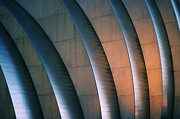 Kauffman Center Posters - Kauffman Performing Arts Center Poster by Stephanie Hollingsworth