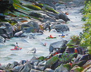 Katie Wolff - Kayaking the Yuba