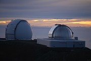 Telescope Originals - Keck - NASA Infrared Telescopes by Robert Kopp