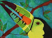 Amy Gallagher - Keel-Billed Toucan