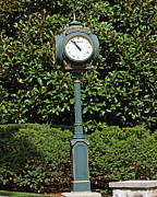 Keeneland Art - Keeneland Rolex by Roger Potts