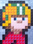 Video Games Painting Originals - Keener by Kristen Amy Cresswell