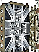 Carry On Art Photos - Keep Calm Architecture  by Daryl Macintyre