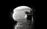 Light And Dark  Framed Prints - Keep it a secret Framed Print by Taylan Soyturk