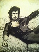 Keith Richards Painting Originals - Keith by Corbin Runnels