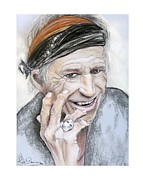Ruth Jamieson - Keith Richards 2013