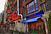 Shoppers Prints - Kells Irish Restaurant and Pub - Seattle Washington Print by David Patterson