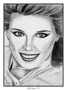 Kelly Emberg In 1983 Print by J McCombie
