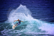 Kelly Slater Photos - Kelly Slater 1 by Heng Tan