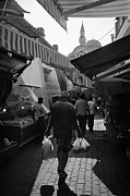 Images Art - Kemeralti Bazaar in Izmir by Ilker Goksen