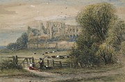 British Drawings - Kenilworth by James Orrock