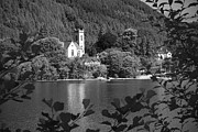 Framing Framed Prints - Kenmore Church Perthshire Scotland Framed Print by Dawn  Black