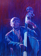 Bass Player Originals - Kenny Barron by Frans Mandigers