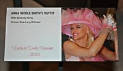 Anna Nicole Smith Framed Prints - Kentucky Derby Museum Framed Print by Melissa Teakell