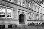 Private Prints - Kenyon College Hanna Hall Print by University Icons
