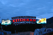 Ketchikan Print by Robert Bales