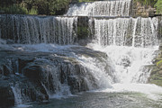 Keuka Seneca Waterfall Print by William Norton