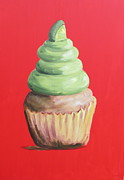 Susan Richardson - Key Lime Cupcake