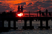 John McGraw - Key West Florida Sunrise
