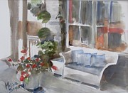Melinda Saminski - Key West Porch