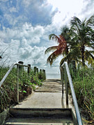 Joan  Minchak - Key West Steps