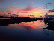 Wahoo Photo Prints - Key West Sunrise Print by Carey Chen