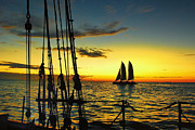 Gail Gates - Key West Sunset