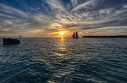 John Hoey - Key West Sunset
