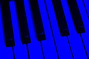 Keyboard Blues Print by John Stephens