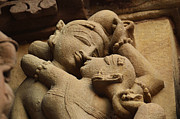 Sex Symbol Photo Originals - Khajuraho - Lovemaking by Bhaswaran Bhattacharya