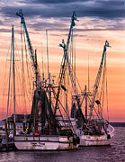 Jerry Fornarotto - Kiawah Shrimp Boats