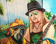 Kid Rock Print by Sandra Wilson
