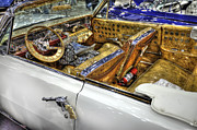 Badass Prints - Kid Rocks Boss Hog Car Autorama Detroit MI Print by Photographartist Nicholas Grunas