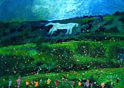 Neil McBride - Kilburn Feast under the White Horse