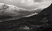 Killary Fjord Framed Prints - Killary Fjord Ireland Framed Print by Pierre Leclerc