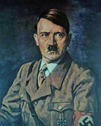 Origional Posters - Killer Monster Adolf Hitler Poster by Gunter  Hortz