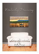 Holly Kempe Metal Prints - Kimberley Dawning Wall Art Metal Print by Holly Kempe