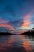 Fototrav Print - Kinabatangan River Borneo Sabah State of Malaysia