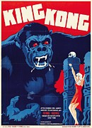 1933 Mixed Media - King Kong by Pg Reproductions