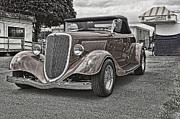 Ron Roberts Photography Framed Prints Prints - King of the Road Print by Ron Roberts