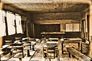 School Houses Photos - King School 1916 to 1948 by Michelle and John Ressler