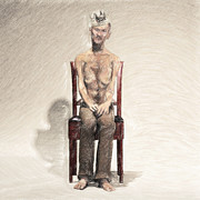 On Paper Photos - King by Taylan Soyturk