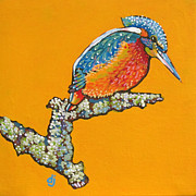 Dorothy Jenson - Kingfisher Waiting
